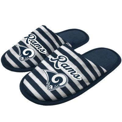 Women's Los Angeles Rams Scuff Slippers