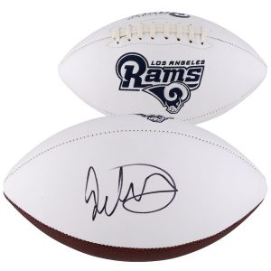 Todd Gurley Autographed Football